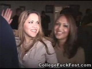 Sex während College Party
